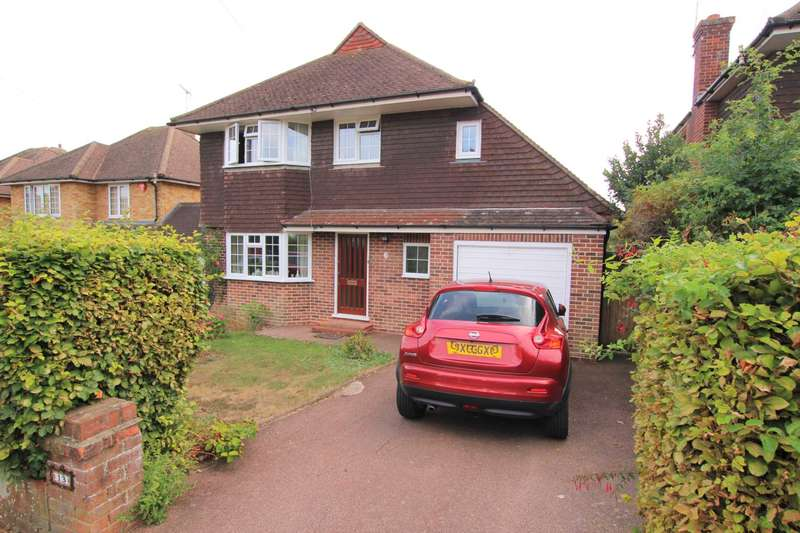 3 Bedrooms Detached House for sale in Roffrey Avenue, Eastbourne, BN22 0AE
