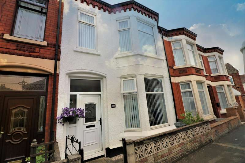 4 Bedrooms House for sale in St Marys Avenue, CH44 5TY