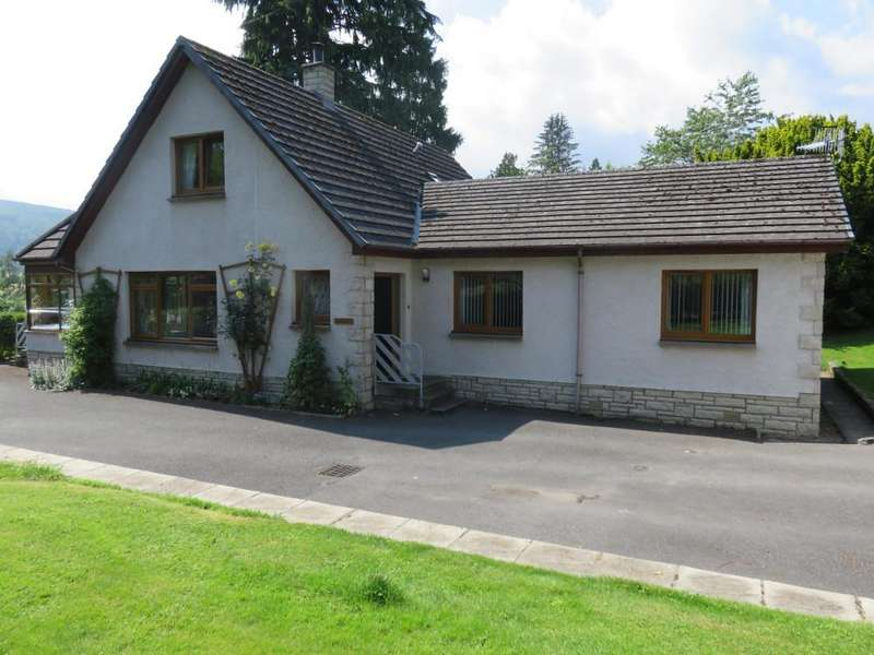 5 Bedrooms Detached House for sale in Donavourd, Pitlochry PH16