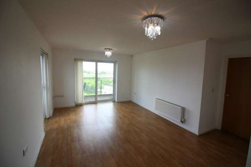 2 Bedrooms Apartment Flat for sale in The Cube, Sports City, Manchester