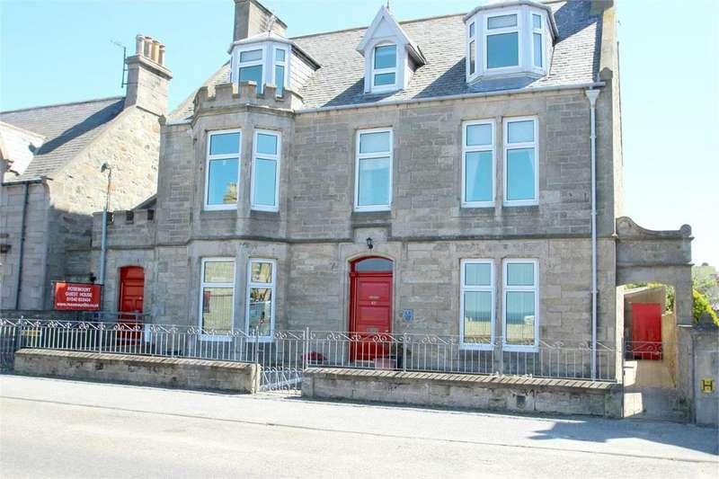 8 Bedrooms Guest House Commercial for sale in East Church Street, Buckie, AB56