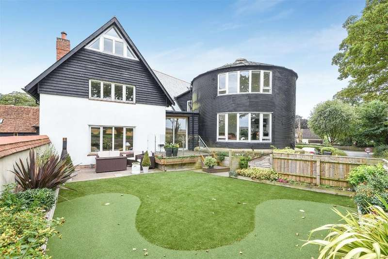 7 Bedrooms Detached House for sale in Grateley, Andover, Hampshire