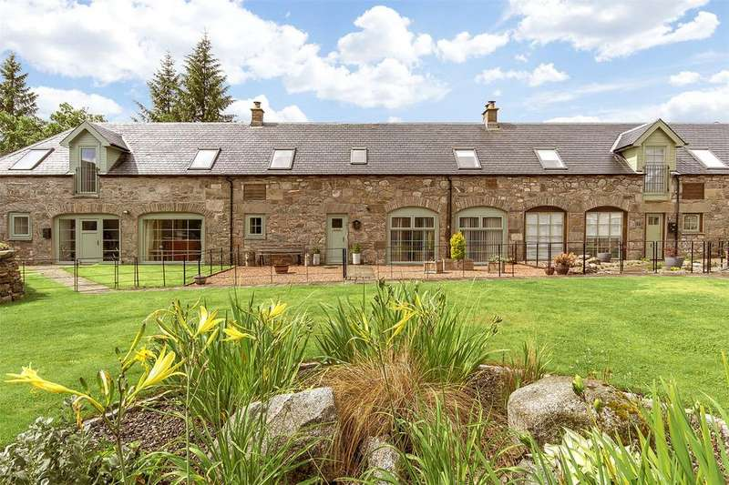 2 Bedrooms Terraced House for sale in 2 Kenaclacher Steading, Bridge of Gaur, Rannoch, PH17