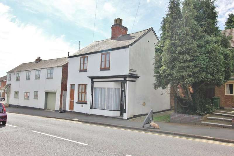 3 Bedrooms Detached House for sale in Moat Street, Wigston, Leicester