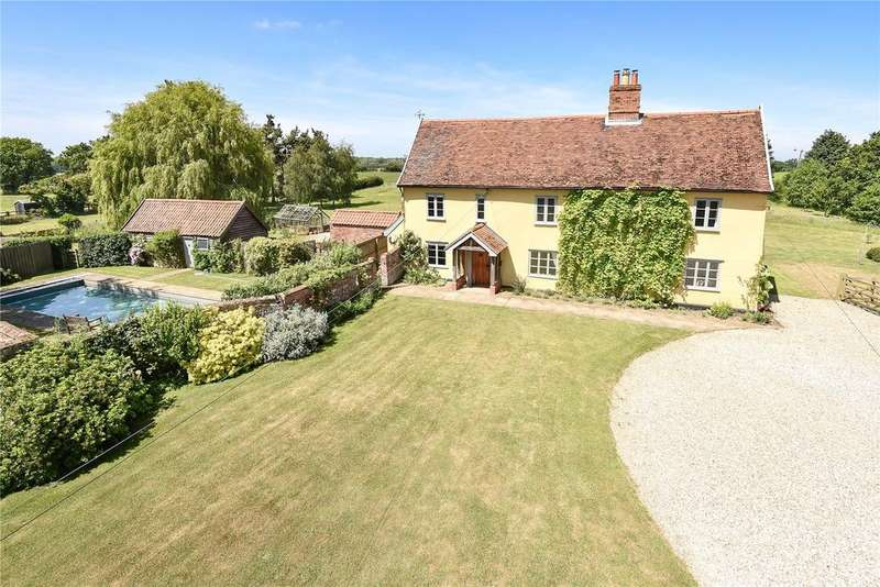 5 Bedrooms Unique Property for sale in Woodbridge Road, Tunstall, Woodbridge, Suffolk, IP12