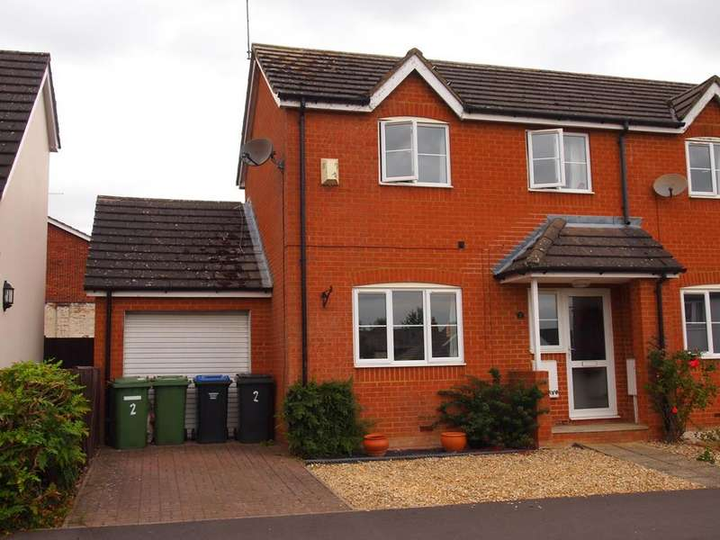 2 Bedrooms Semi Detached House for sale in Dover Street, Kibworth, Leicester, LE8