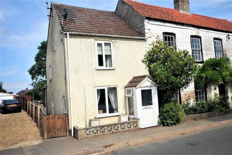 2 Bedrooms Cottage House for sale in High Street, Gosberton, Spalding