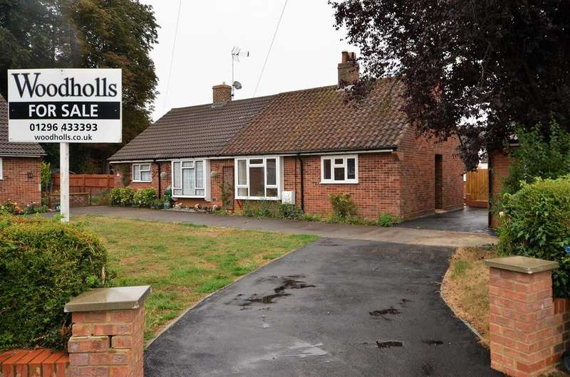 2 Bedrooms Bungalow for sale in Prospect Place, Wing, Leighton Buzzard