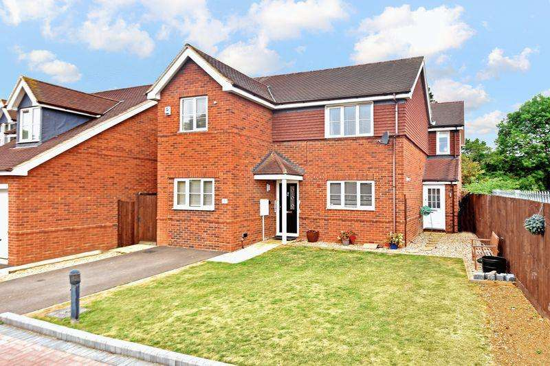 5 Bedrooms Detached House for sale in Woodfield Grove