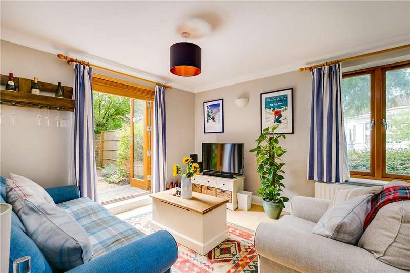 2 Bedrooms Flat for sale in Almanac House, 180 East Hill, Wandsworth