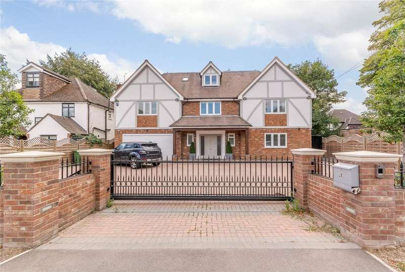 6 Bedrooms Detached House for sale in Marshalswick Lane, St. Albans, Hertfordshire