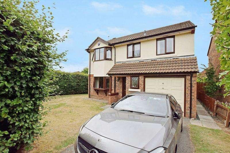 4 Bedrooms Detached House for sale in Eanleywood Lane, Norton, Runcorn