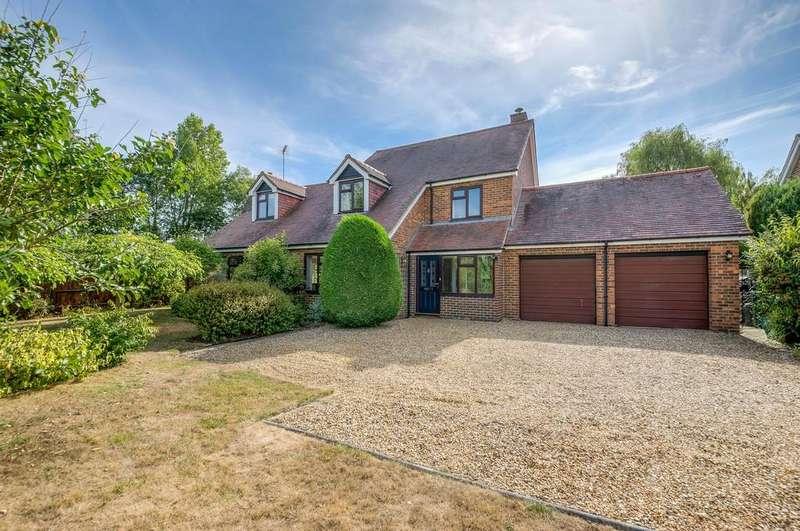 4 Bedrooms Detached House for sale in Singleborough, Milton Keynes