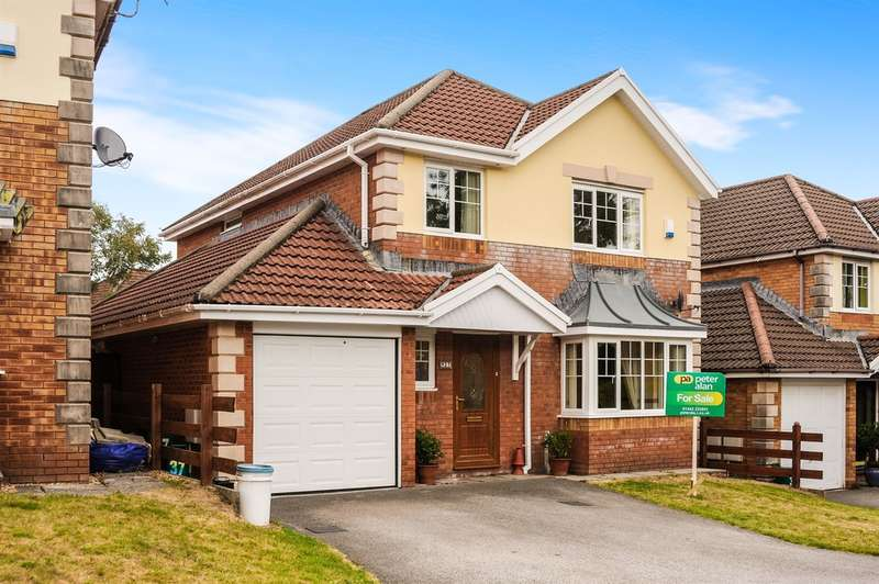 4 Bedrooms Detached House for sale in Swyn Y Nant, Thomastown, PORTH