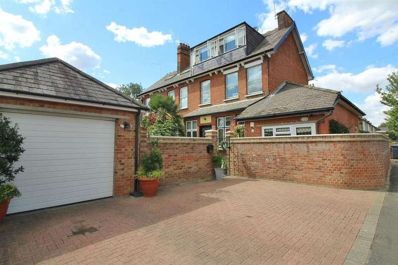 5 Bedrooms House for sale in Lordship Road, West Cheshunt, Herts EN7