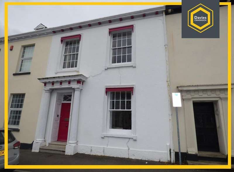 5 Bedrooms Terraced House for sale in Goring Road, Llanelli, SA15