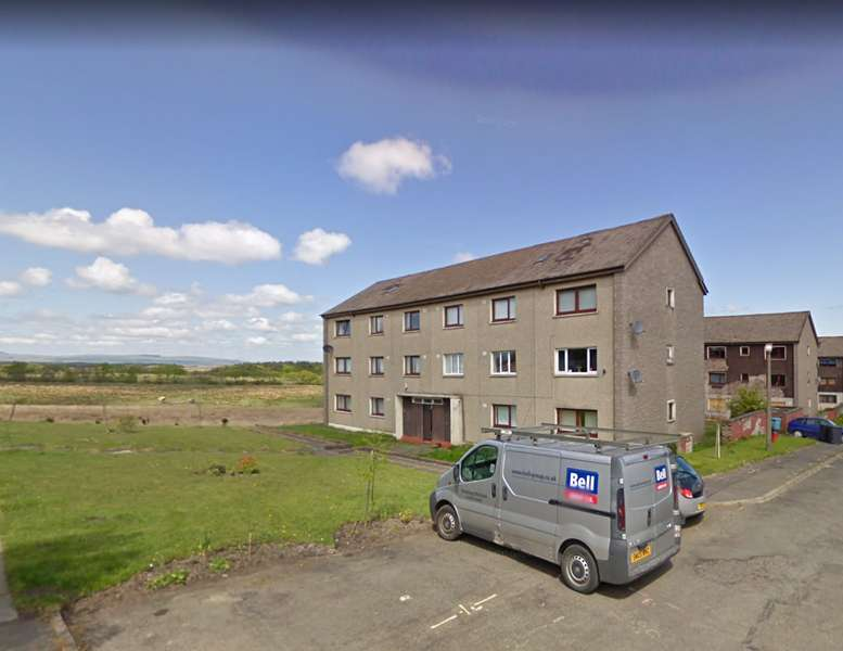 2 Bedrooms Property for sale in Crowhill Crescent, Airdrie, North Lanarkshire, ML6 6SN