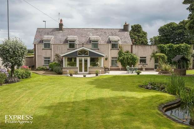 4 Bedrooms Detached House for sale in Belfast Road, Larne, County Antrim