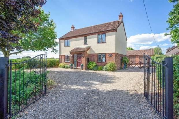 3 Bedrooms Detached House for sale in Maple Lodge, Tittleshall
