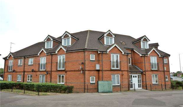 2 Bedrooms Apartment Flat for sale in Carousel Court, Northumberland Avenue, Reading
