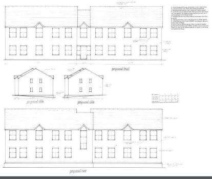 Land Commercial for sale in Greenfield Road, Holywell, CH8