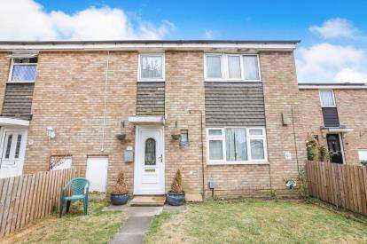 3 Bedrooms Terraced House for sale in Wynnefield Walk, Sandy, Bedfordshire