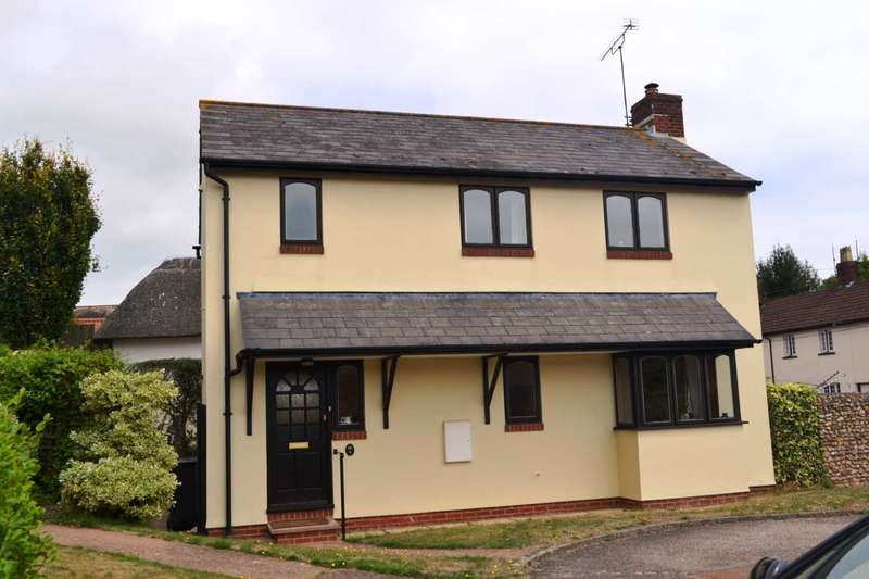 3 Bedrooms Detached House for sale in Dukes Close, Otterton
