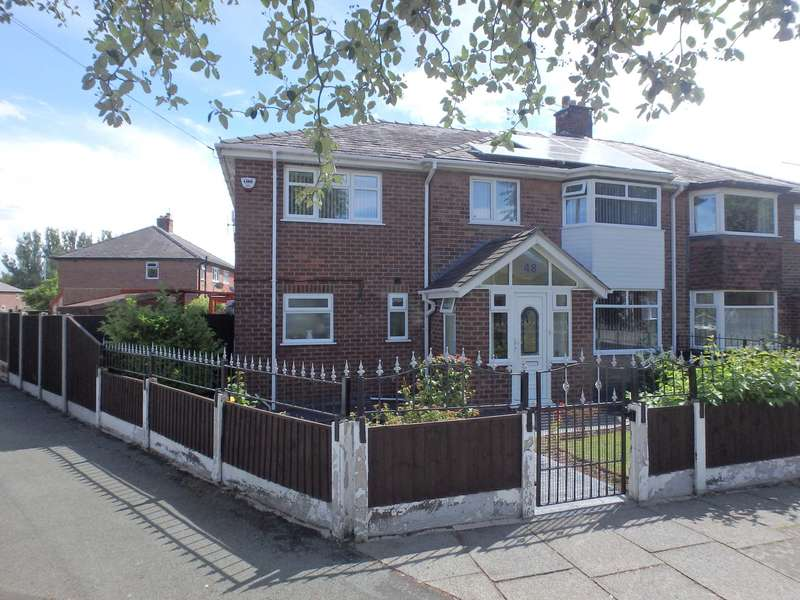 4 Bedrooms Semi Detached House for sale in Poplars Avenue, Orford