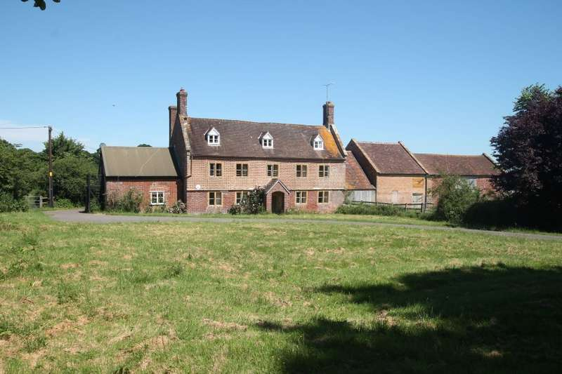 5 Bedrooms Property for sale in Elm Tree Farmhouse, Holwell, Sherborne, Dorset