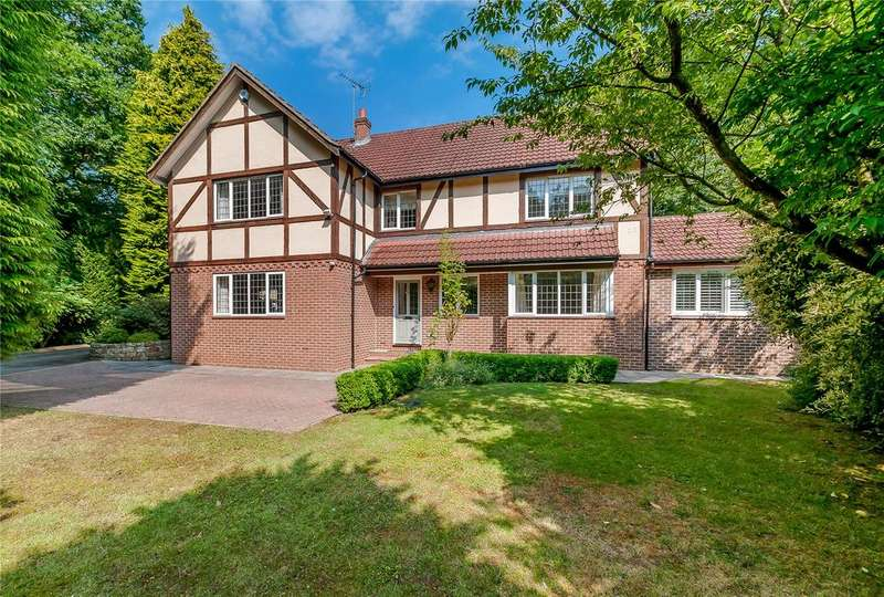 5 Bedrooms Detached House for sale in Hookstone Road, Harrogate, North Yorkshire