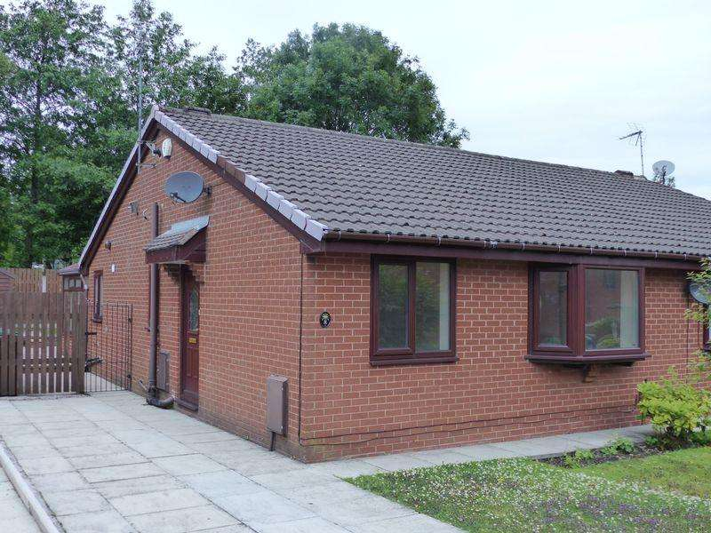 2 Bedrooms Bungalow for sale in Westminster Close, Oldham