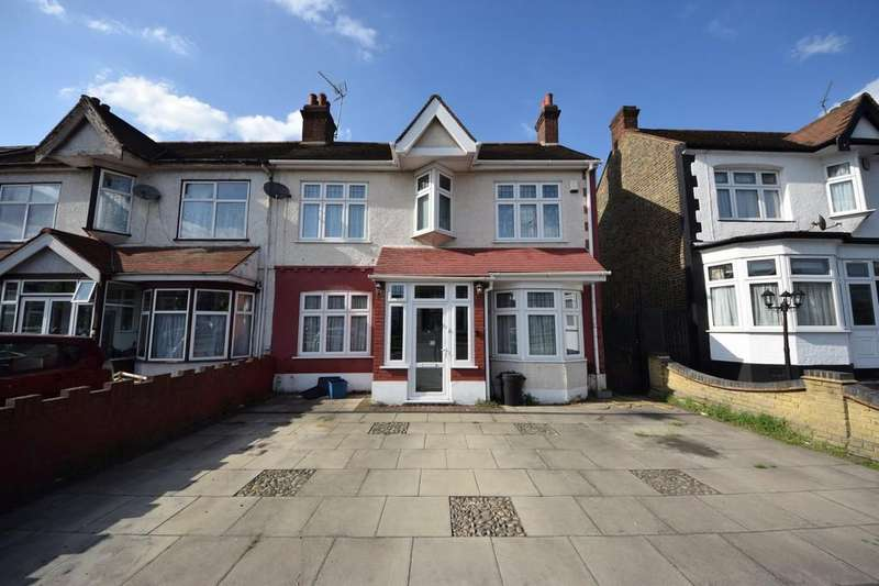 4 Bedrooms Semi Detached House for sale in Eastern Avenue, IG4