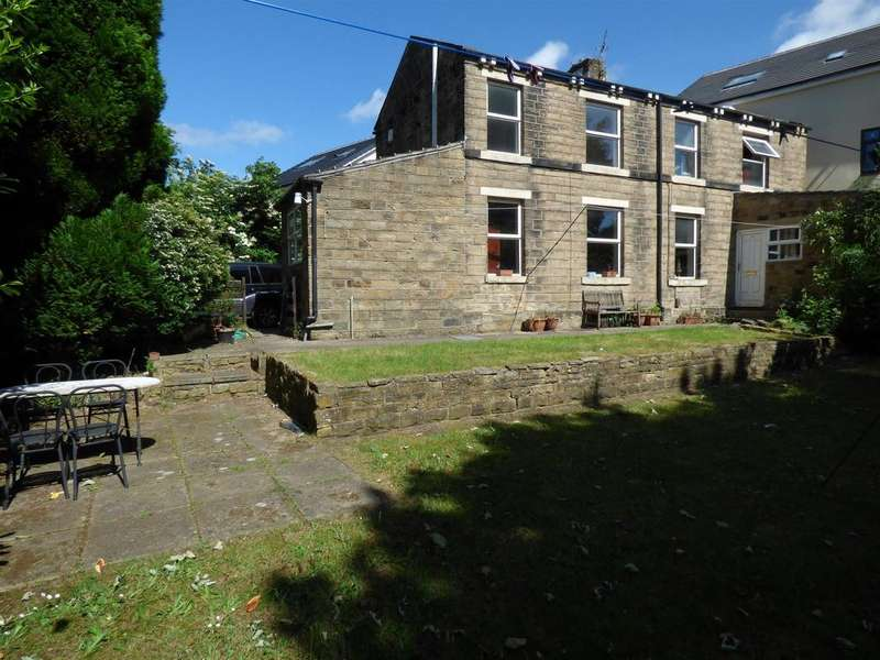 4 Bedrooms Terraced House for sale in North Road, Ravensthorpe, WF13 3AH