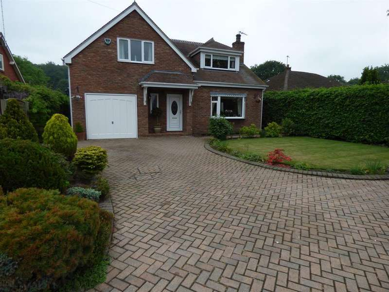 4 Bedrooms Detached House for sale in Boathouse Lane, Mirfield, WF14 8HQ