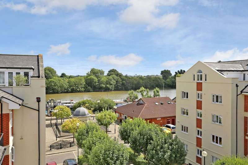 3 Bedrooms Penthouse Flat for sale in Nicholas Court, Chiswick, W4