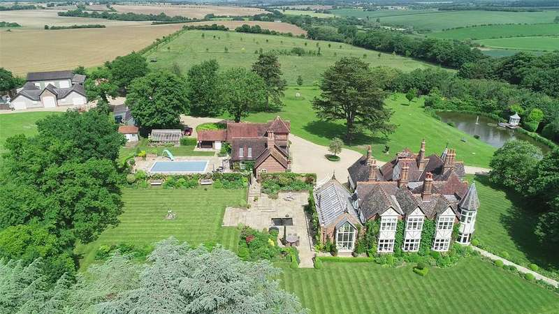 7 Bedrooms Detached House for sale in Hay House, Hay Street, Braughing, Hertfordshire, SG11