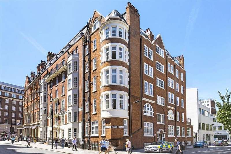 1 Bedroom Flat for sale in Bernard Mansions, Bernard Street, London, WC1N