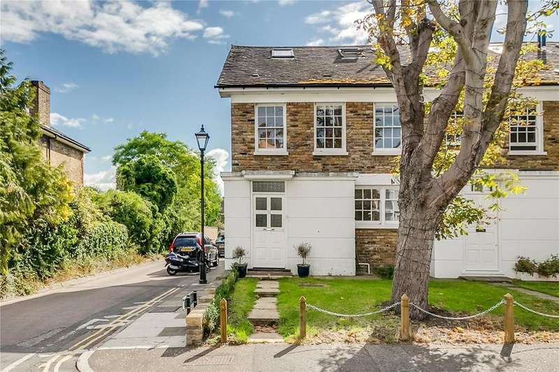 5 Bedrooms End Of Terrace House for sale in Derby Road, London