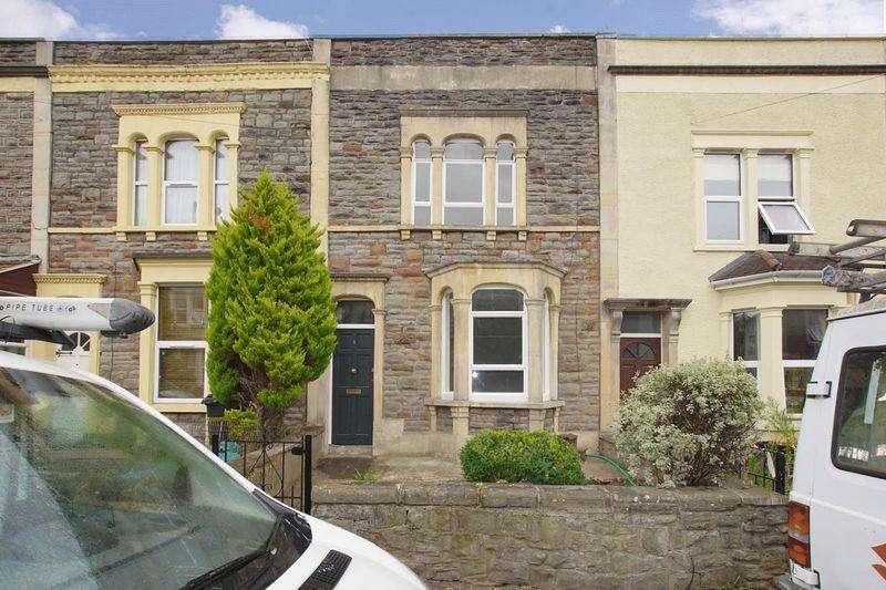 3 Bedrooms Terraced House for sale in Heron Road, Bristol, BS5 0LT