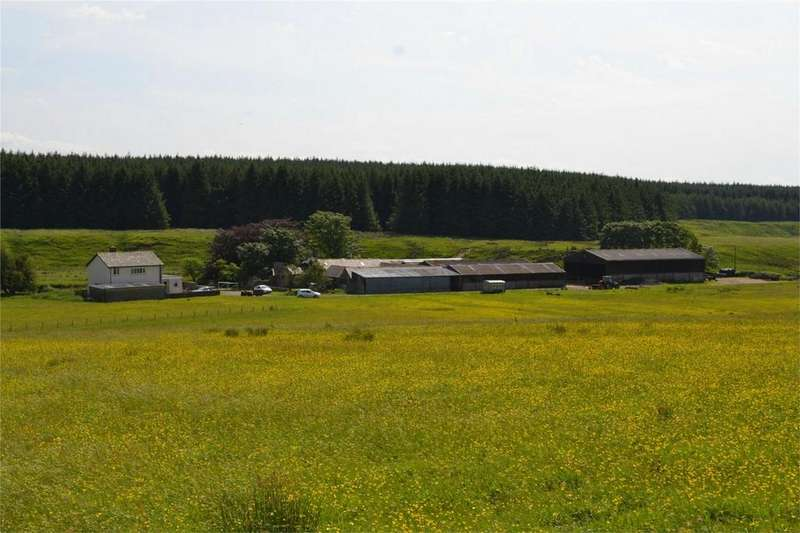 4 Bedrooms Land Commercial for sale in Horseholme, Gilsland, Cumbria