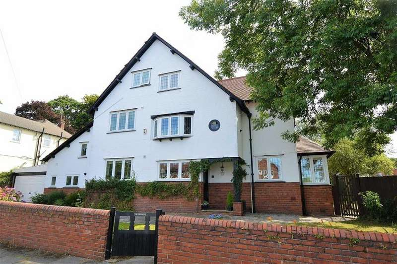 5 Bedrooms Detached House for sale in Templemore Road, Oxton, CH43