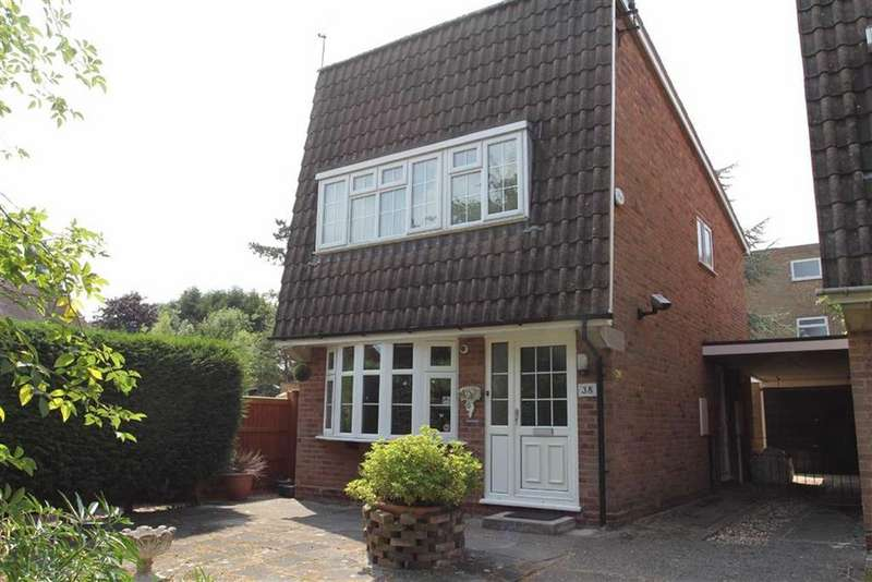 3 Bedrooms Detached House for sale in Laureston Drive, Stoneygate, Leicester