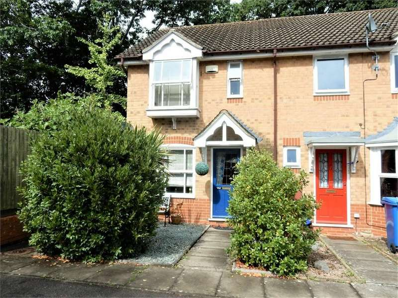 2 Bedrooms End Of Terrace House for sale in The Breech, College Town, SANDHURST, Berkshire