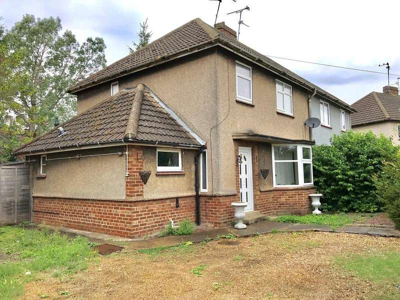 3 Bedrooms Semi Detached House for sale in Queens Road, Spalding, PE11