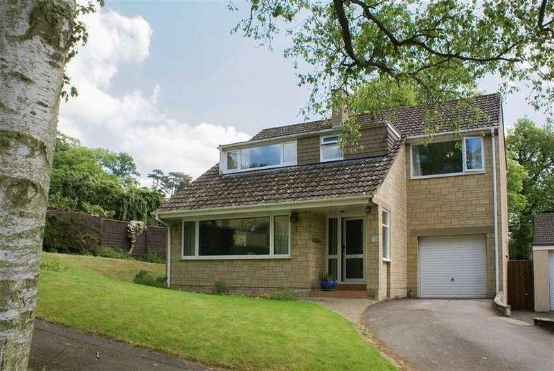 4 Bedrooms Detached House for sale in Parklands, WOTTON UNDER EDGE, Wotton Under Edge, Goucestershire