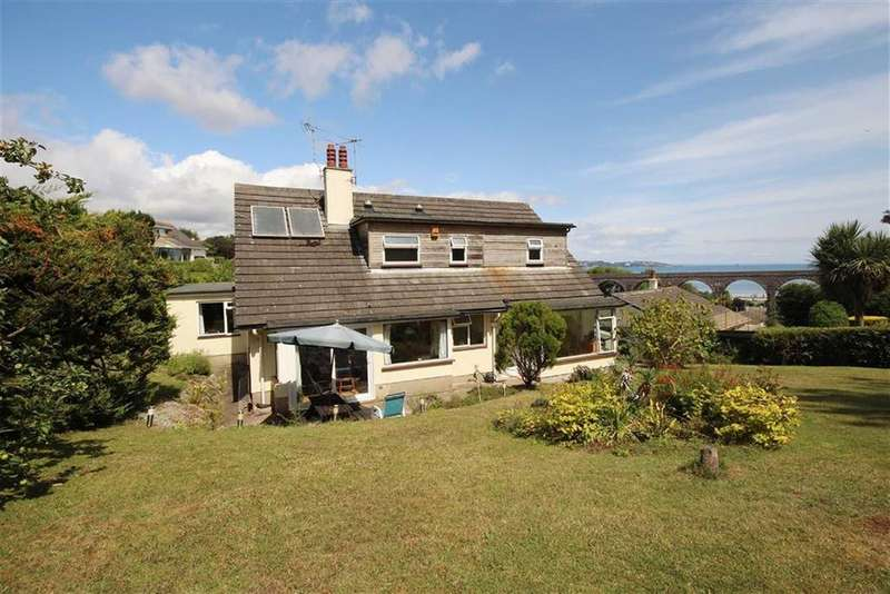 4 Bedrooms Detached Bungalow for sale in Bracken Rise, Broadsands, Paignton, TQ4