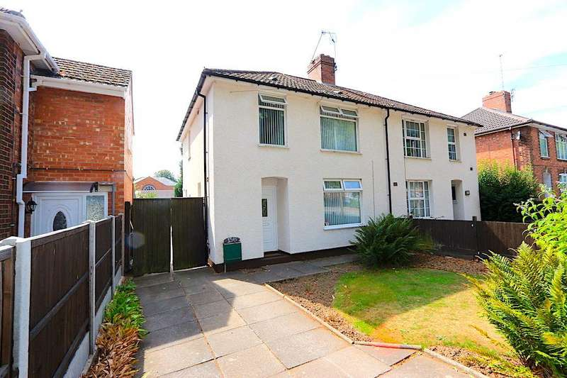 3 Bedrooms Detached House for sale in Hallam Crescent East, Braunstone