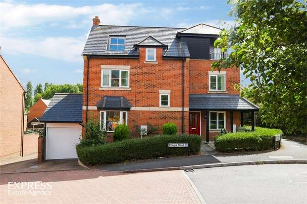 4 Bedrooms Semi Detached House for sale in Phelps Road, Bletchley, Milton Keynes, Buckinghamshire