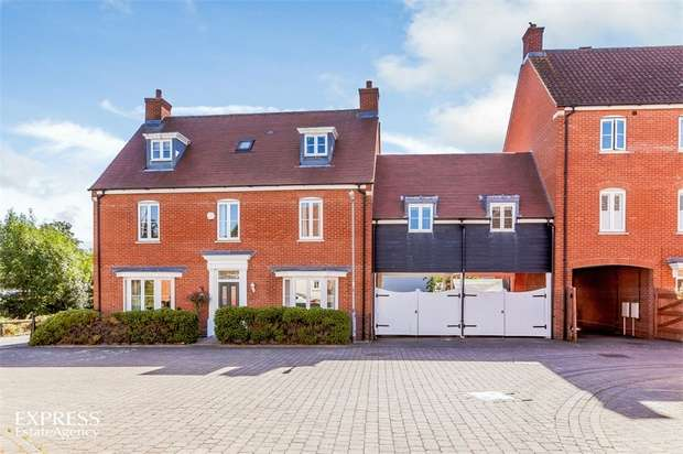 6 Bedrooms Link Detached House for sale in Eastwood Park, Great Baddow, Chelmsford, Essex