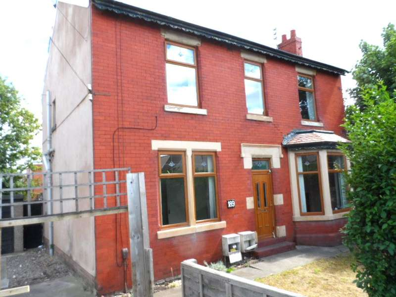 5 Bedrooms Detached House for sale in Hawes Side Lane, BLACKPOOL, FY4 4AA